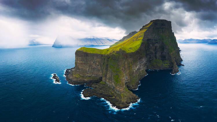 Kalsoy in the Faroe Islands