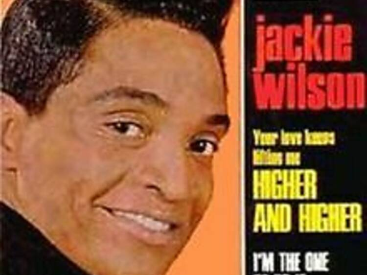 '(Your Love Keeps Lifting Me) Higher and Higher' by Jackie Wilson