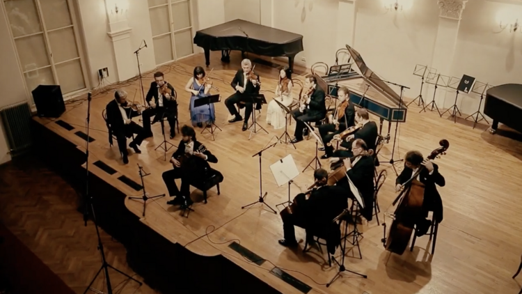 Ring in the autumn season with a (virtual or in-person) concert by the renowned Zagreb Soloists
