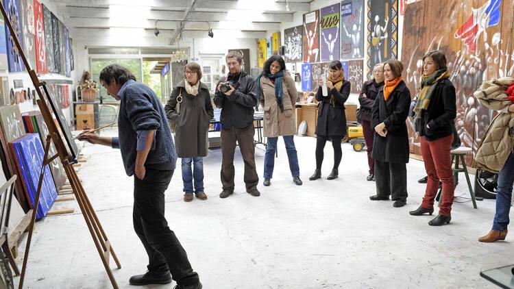Ateliers d'artistes de Montreuil