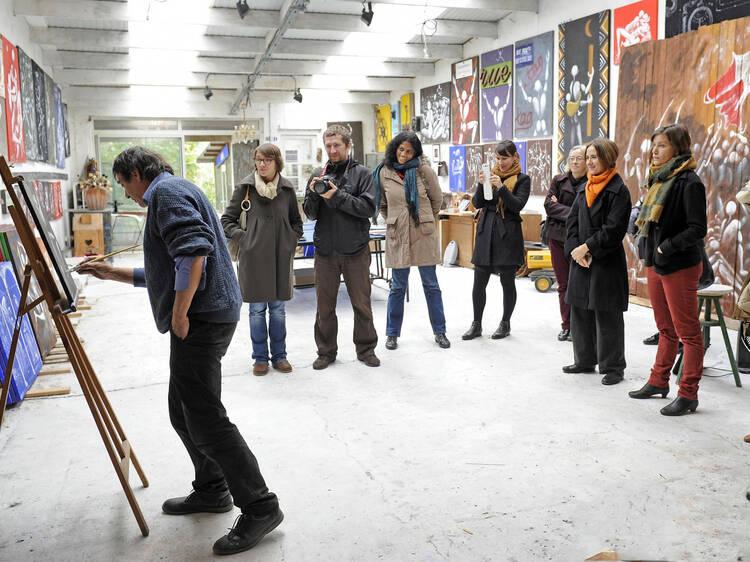 800 artistes, 274 ateliers ouverts: les Ateliers d'artistes de Montreuil ouvrent leurs portes