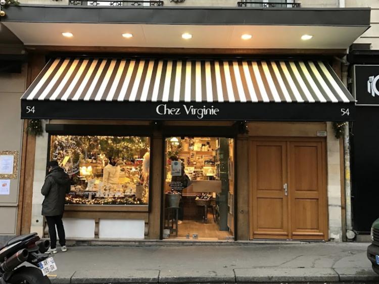 Fromagerie Chez Virginie Damrémont