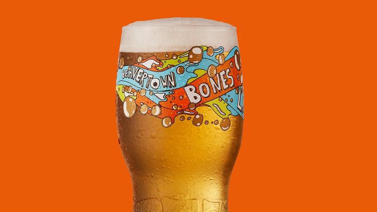 Beavertown Brewery Bones lager
