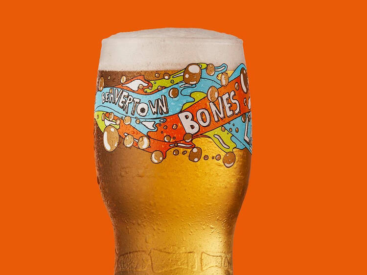 Beavertown is giving away 8,000 free pints today and tomorrow