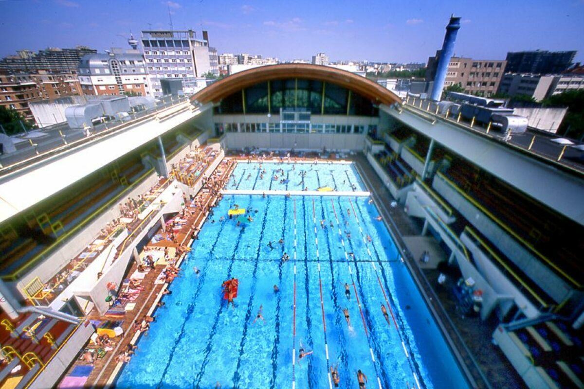 Κολυμβητήριο George Valery