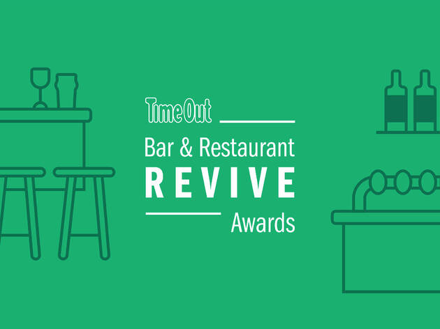 Time Out Bar and Restaurant Revive Awards Go Out