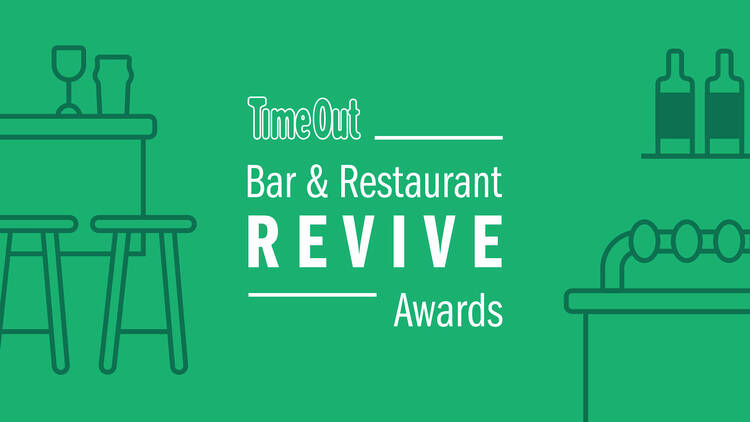 These are the nominees for the Time Out Bar & Restaurant Revive Awards