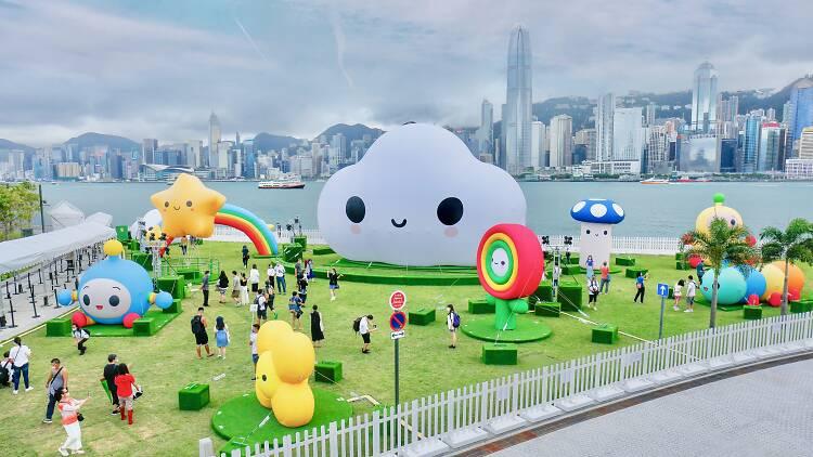 香港九月最佳好去處