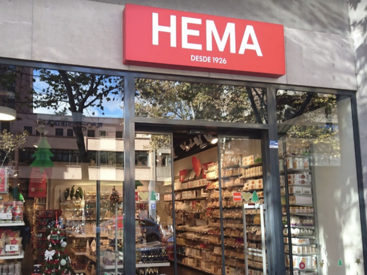 Hema cierra todas sus tiendas en España