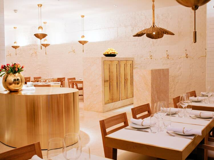 Feast on a special menu from Ottolenghi for Nopi's tenth birthday