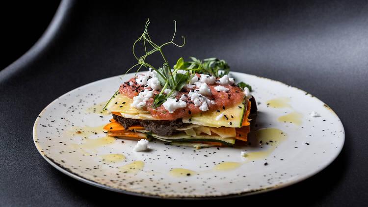 Restaurante, Cozinha Vegetariana, O Botanista