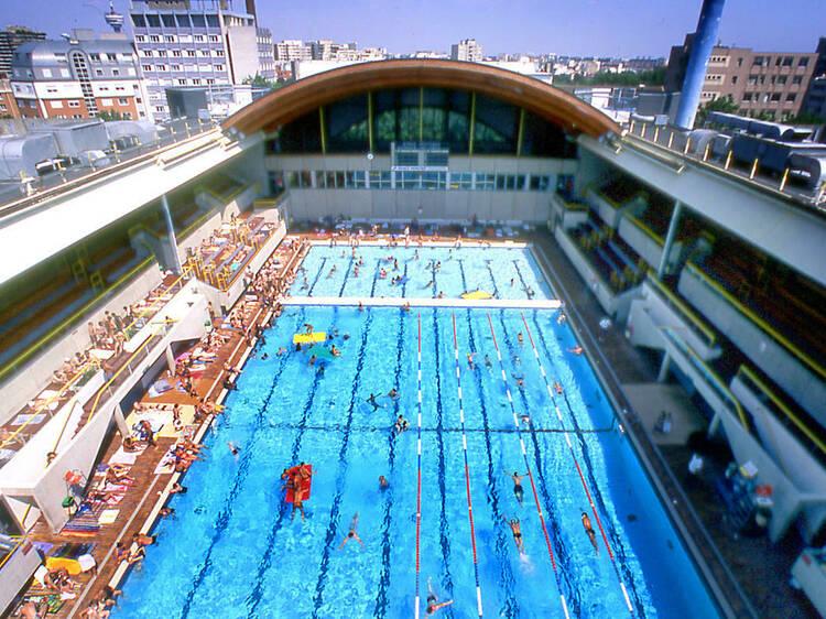 La piscine Georges-Vallerey va se transformer en gigantesque pool party !