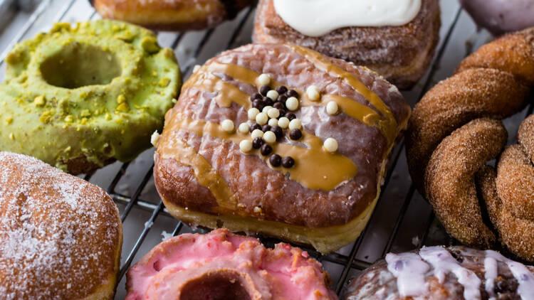 Stan's Donuts various doughnuts