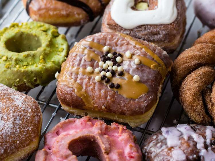 You could win free doughnuts for life at the newest Stan's Donuts