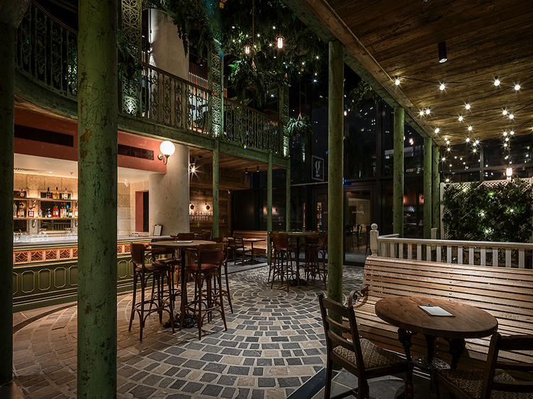 This New Orleans-style speakeasy is serving up whisky and jazz