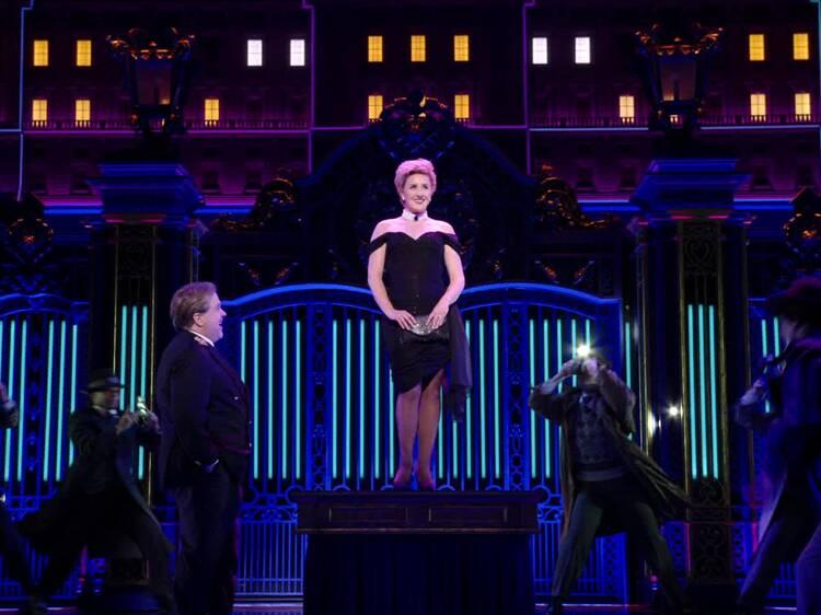 Diana: El musical