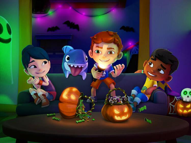 El maravilloso Halloween de Tibucán (Especial de Halloween)