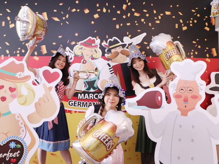 馬哥孛羅香港酒店:德國啤酒節主題 Staycation