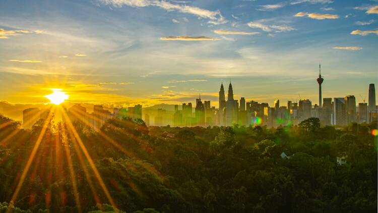 The best parks in KL to escape from the city