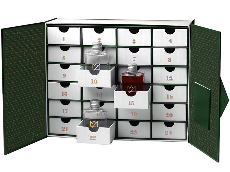 Ensure Christmas is spirited with these boozy advent calendars