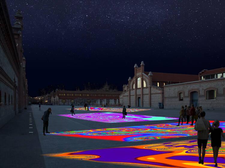 Festival de la Luz de Madrid