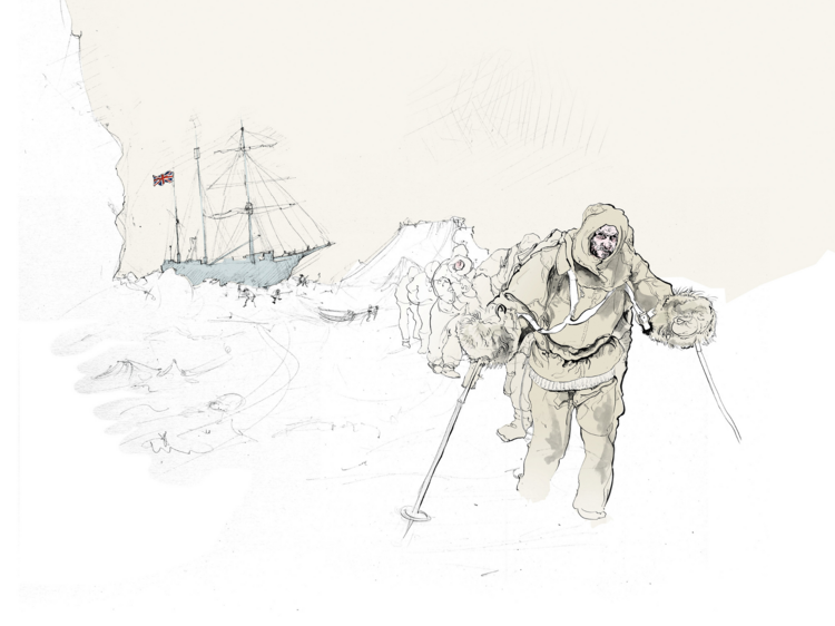 Icy Mystery: Halloween Voyage Into the Unknown