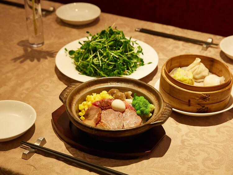 【香港】香港料理 申申 西麻布店