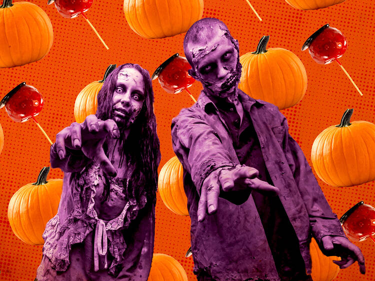 Start celebrating 'spooky season' early at loads of Halloween events happening this week