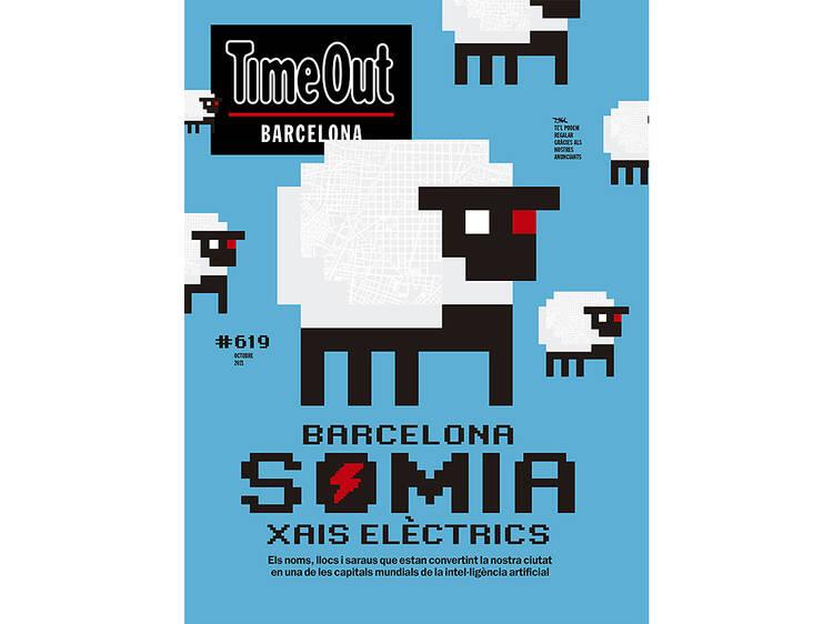 Llegeix la revista d'octubre de Time Out Barcelona