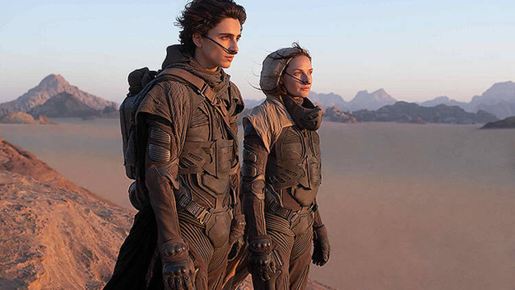 『DUNE デューン 砂の惑星』(C)2020 Legendary and Warner Bros. Entertainment Inc. All Rights Reserved