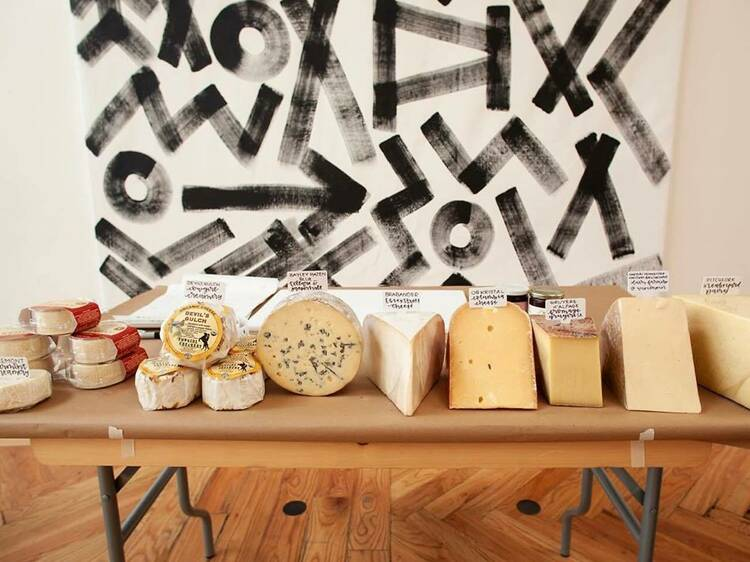 The 'Olympics of Cheese' is coming to Brooklyn this weekend