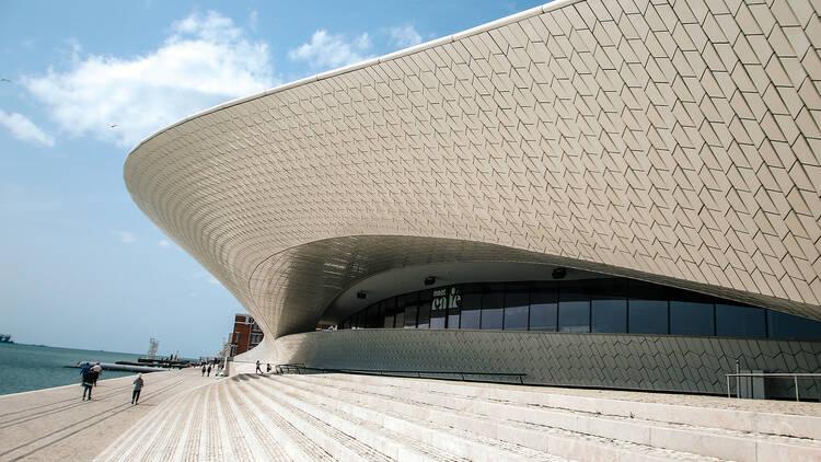 Museus, MAAT, Museu de Arte, Arquitetura e Tecnologia