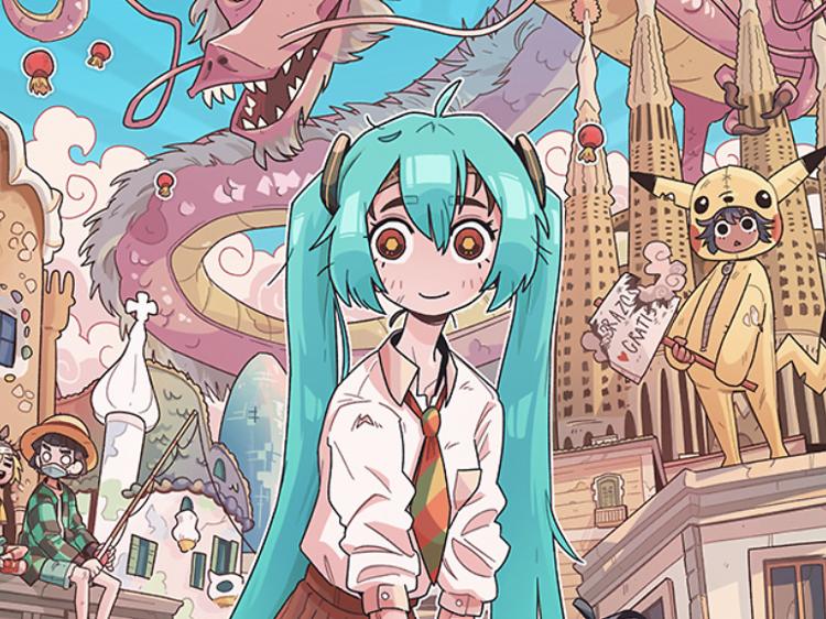 Posen a la venda més entrades del Saló del Manga de Barcelona