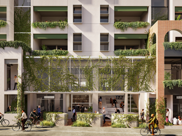 Learn about this sustainable housing project