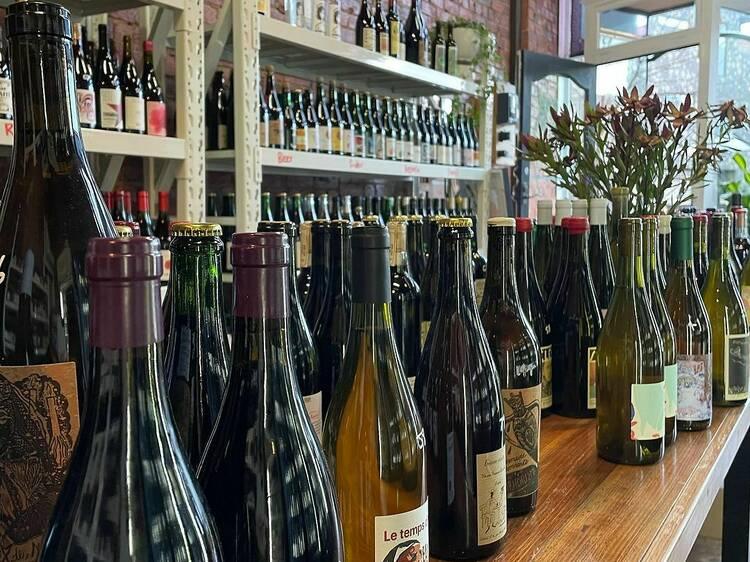 Public Wine Shop
