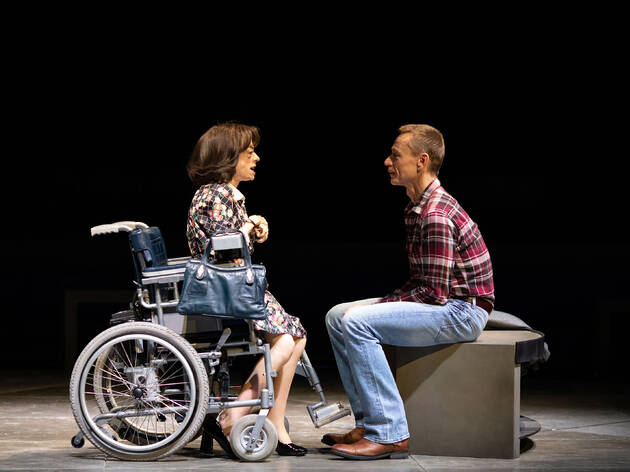 The Normal Heart, National Theatre, 2021