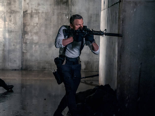 Critics call 'No Time to Die' a fitting finale for Daniel Craig's 007