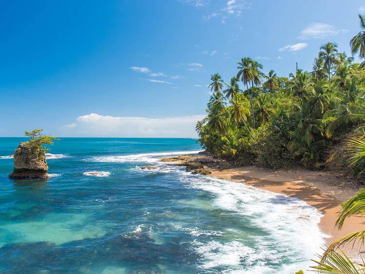 Costa Rica's carbon-neutral campaign