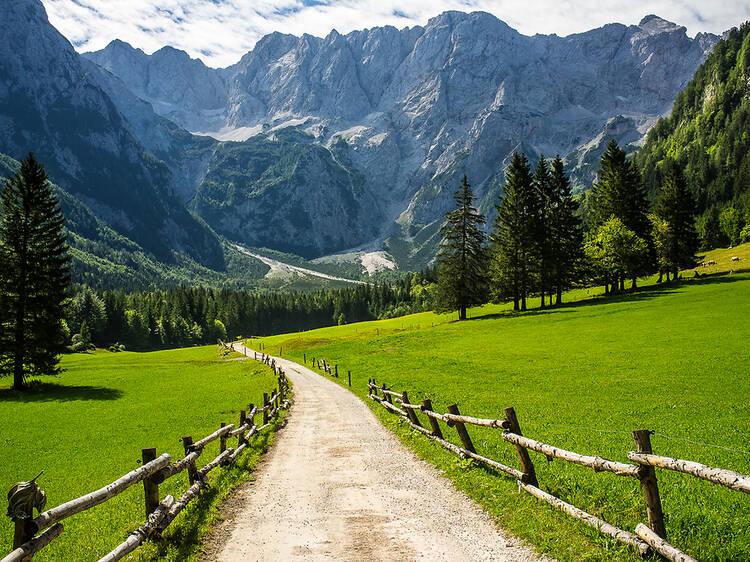 Slovenia's big push for green tourism