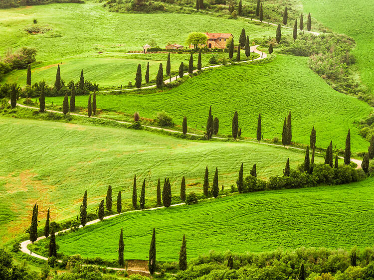 Italy's long history of 'agritourism'