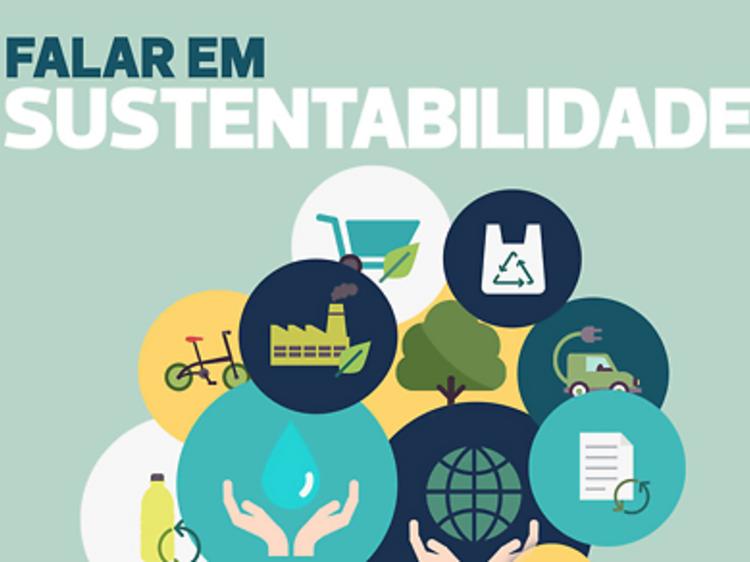 Falar em sustentabilidade
