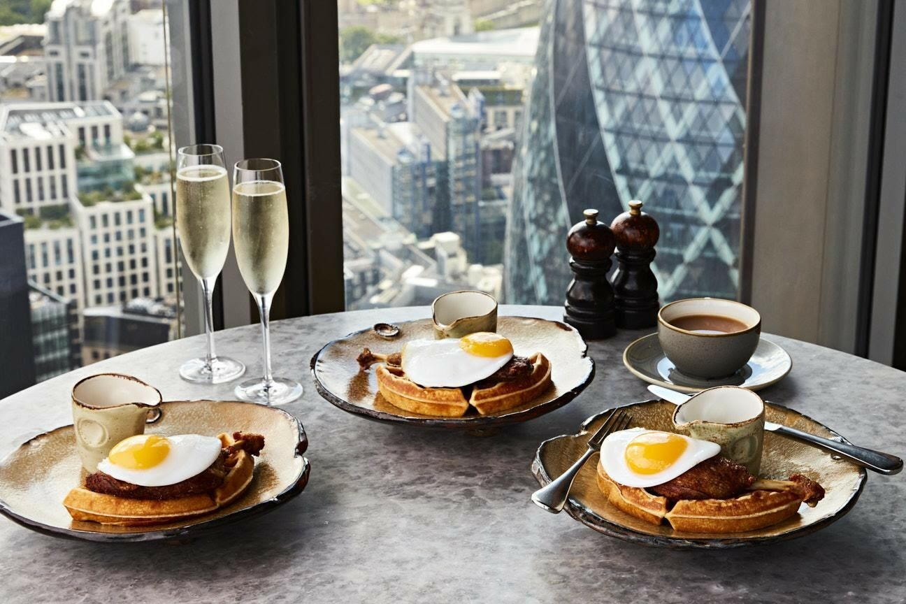 Duck & Waffle has announced the return of 24/7 dining