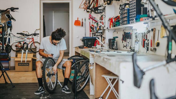 Selim banco de bicicletas