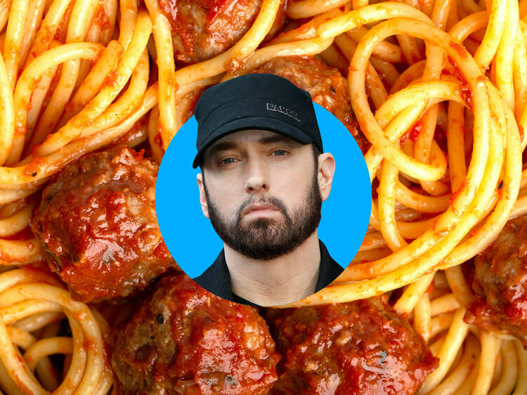 Eminem is opening a restaurant called Mom's Spaghetti in Detroit