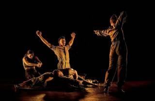 Daniel Doña. Entre hilos y huesos  (Teatros del Canal)