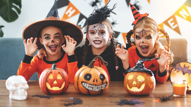 Halloween for kids in London