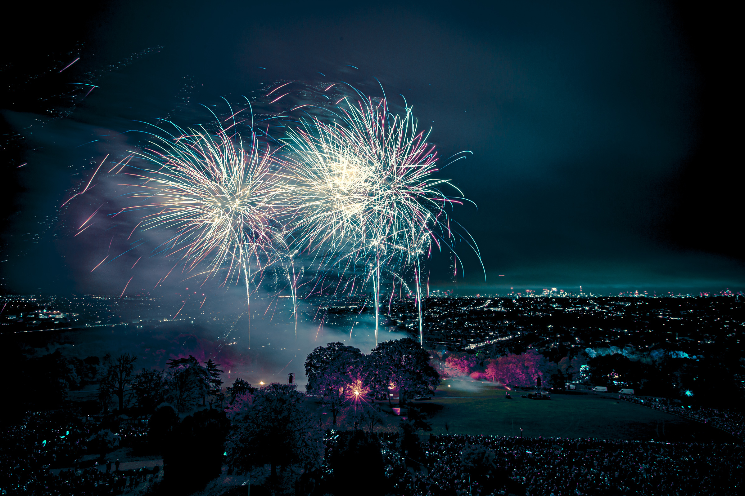 Fireworks Night at Alexandra Palace is going all out this year