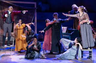 The cast of Bedlam's Persuasion