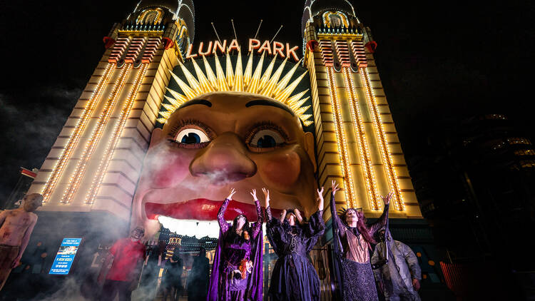 The best Halloween events in Sydney