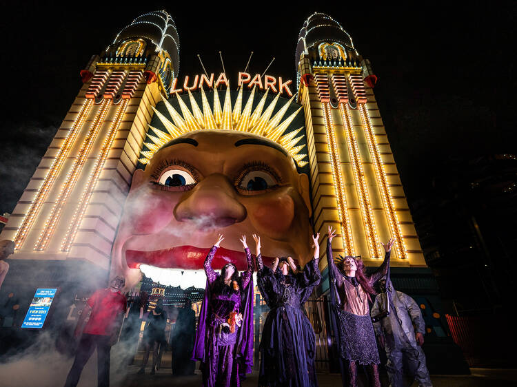 Have a monster mash at one of the best Halloween events in Sydney